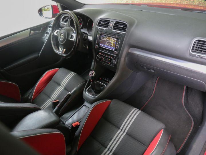 Volkswagen Golf 2.0 TSI 210 GTI Rouge - 10