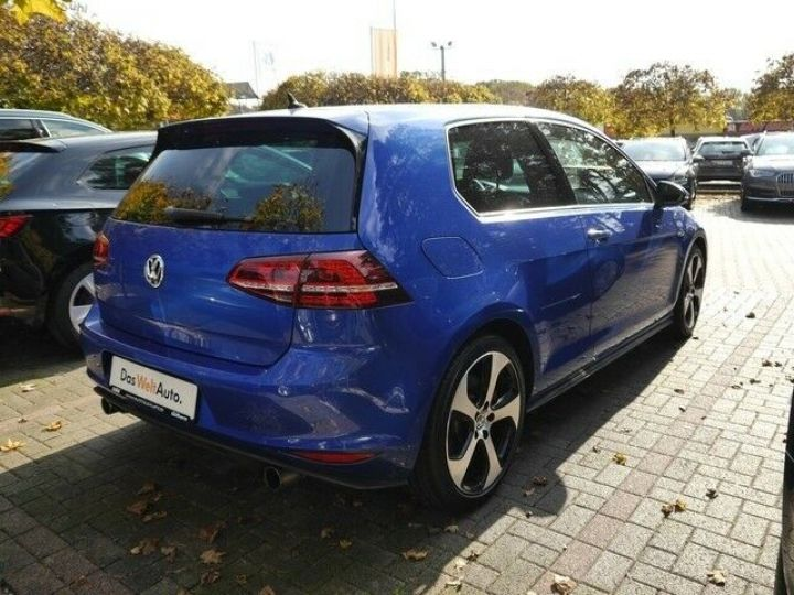 Volkswagen Golf 2.0 TSI 230 Blue M GTI Performance BLEU - 2