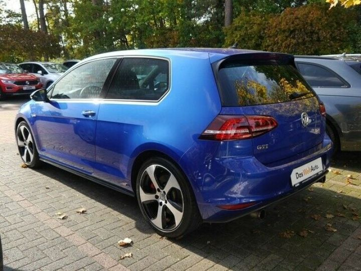 Volkswagen Golf 2.0 TSI 230 Blue M GTI Performance BLEU - 11