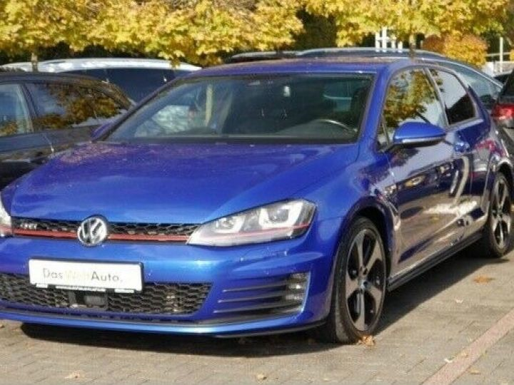 Volkswagen Golf 2.0 TSI 230 Blue M GTI Performance BLEU - 12