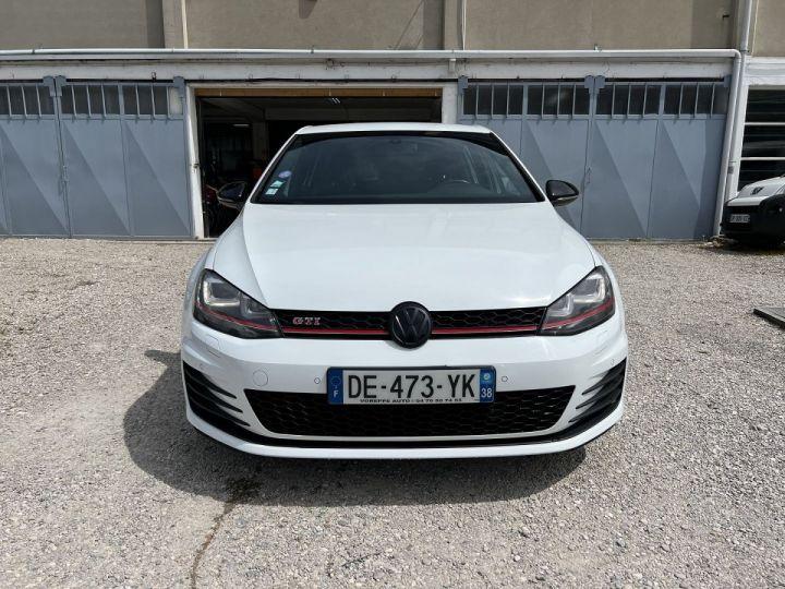 Volkswagen Golf 2.0 TSI 230CH BLUEMOTION TECHNOLOGY GTI PERFORMANCE DSG6 3P Blanc - 2