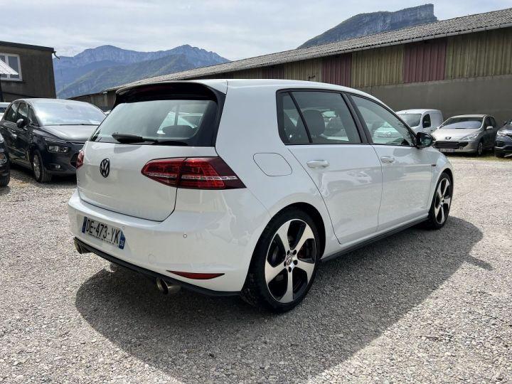 Volkswagen Golf 2.0 TSI 230CH BLUEMOTION TECHNOLOGY GTI PERFORMANCE DSG6 3P Blanc - 3