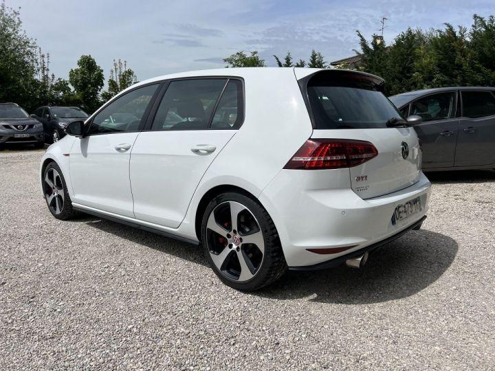 Volkswagen Golf 2.0 TSI 230CH BLUEMOTION TECHNOLOGY GTI PERFORMANCE DSG6 3P Blanc - 6