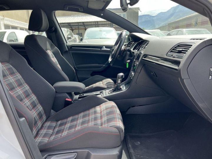 Volkswagen Golf 2.0 TSI 230CH BLUEMOTION TECHNOLOGY GTI PERFORMANCE DSG6 3P Blanc - 10