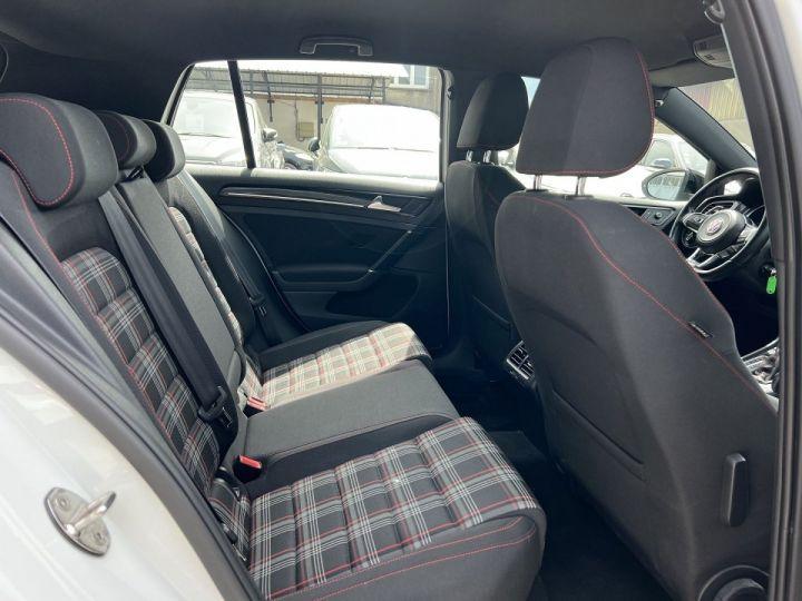 Volkswagen Golf 2.0 TSI 230CH BLUEMOTION TECHNOLOGY GTI PERFORMANCE DSG6 3P Blanc - 12