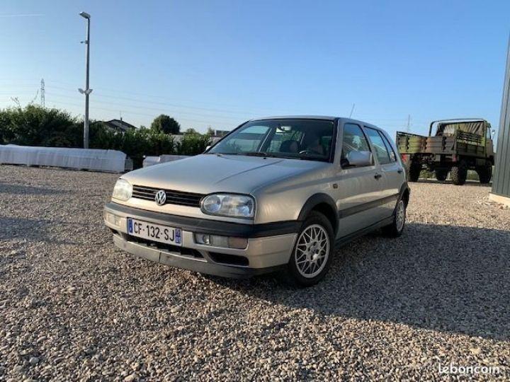 Volkswagen Golf 3 Match 90ch  - 5