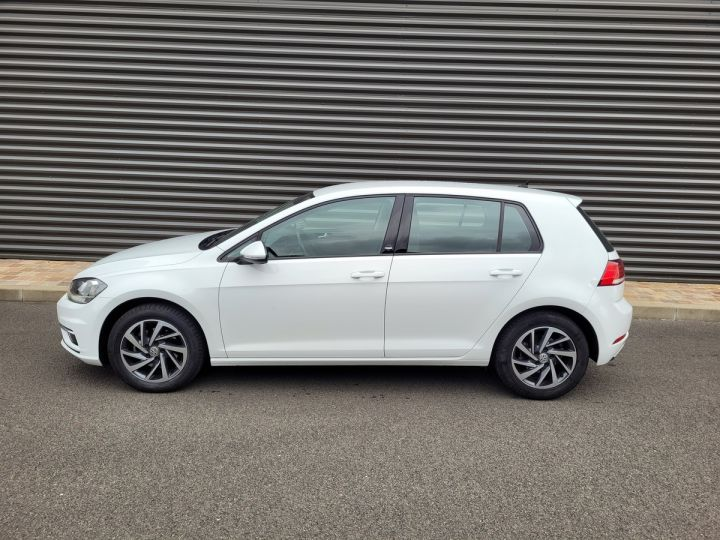 Volkswagen Golf 7 1.4 tsi 125 sound bv6 5p Blanc Occasion - 2