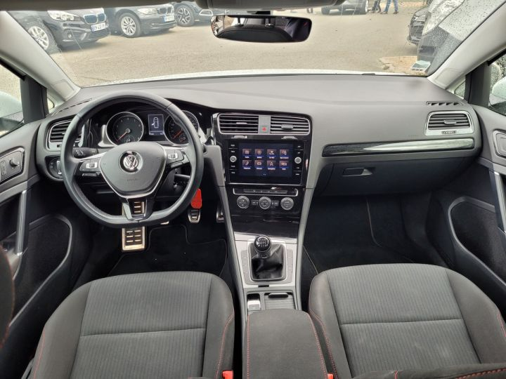 Volkswagen Golf 7 1.4 tsi 125 sound bv6 5p Blanc Occasion - 4