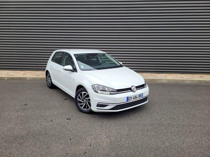 Volkswagen Golf 7 1.4 tsi 125 sound bv6 5p Blanc Occasion - 7