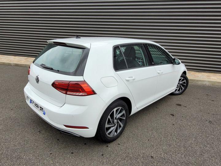 Volkswagen Golf 7 1.4 tsi 125 sound bv6 5p Blanc Occasion - 9