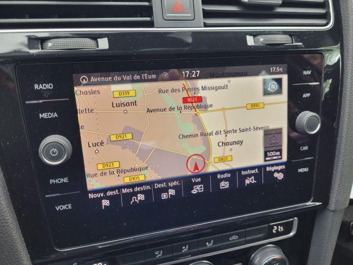 Volkswagen Golf 7 1.4 tsi 125 sound bv6 5p Blanc Occasion - 13