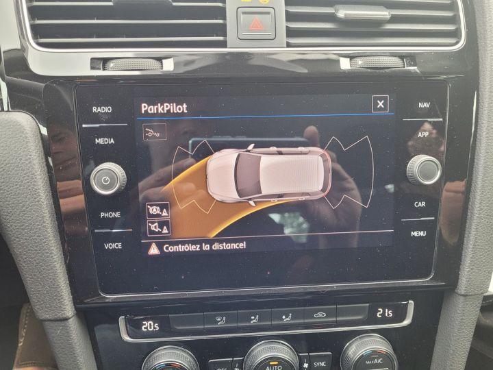 Volkswagen Golf 7 1.4 tsi 125 sound bv6 5p Blanc Occasion - 14