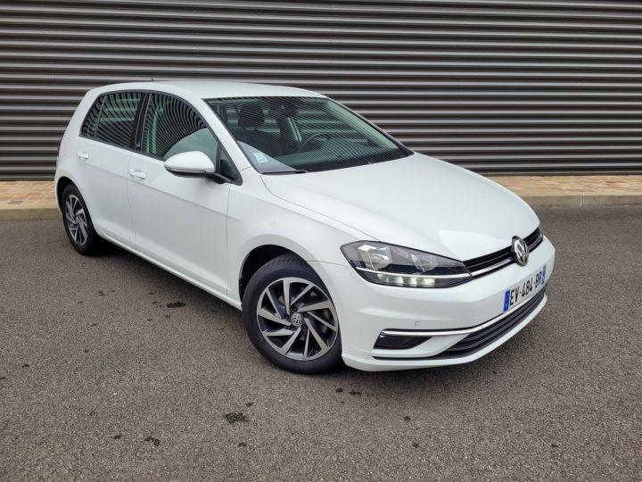 Volkswagen Golf 7 1.4 tsi 125 sound bv6 5p Blanc Occasion - 17