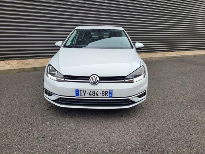 Volkswagen Golf 7 1.4 tsi 125 sound bv6 5p Blanc Occasion - 18
