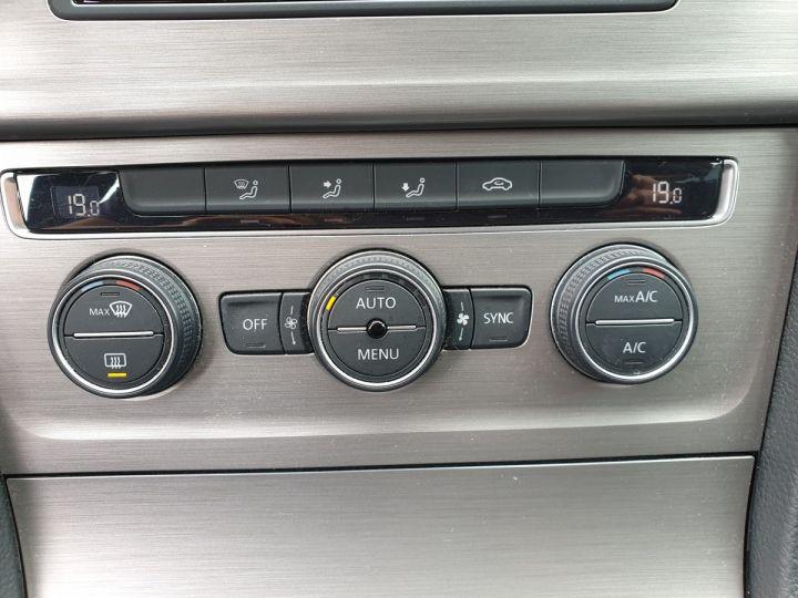 Volkswagen Golf 7 1.6 tdi 110 confortline busines Noir Occasion - 10