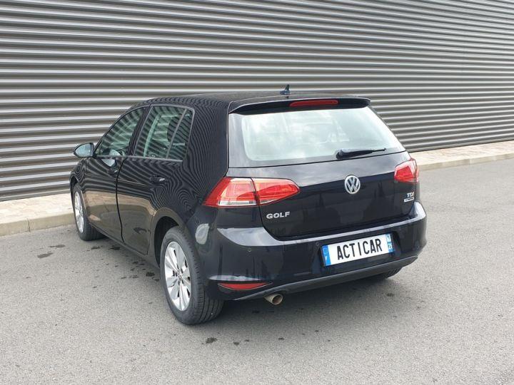 Volkswagen Golf 7 1.6 tdi 110 confortline busines Noir Occasion - 16