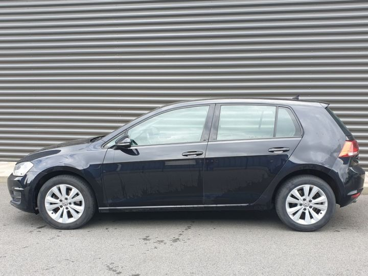Volkswagen Golf 7 1.6 tdi 110 confortline busineso Noir Occasion - 4
