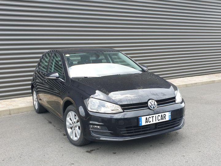Volkswagen Golf 7 1.6 tdi 110 confortline business Noir Occasion - 2