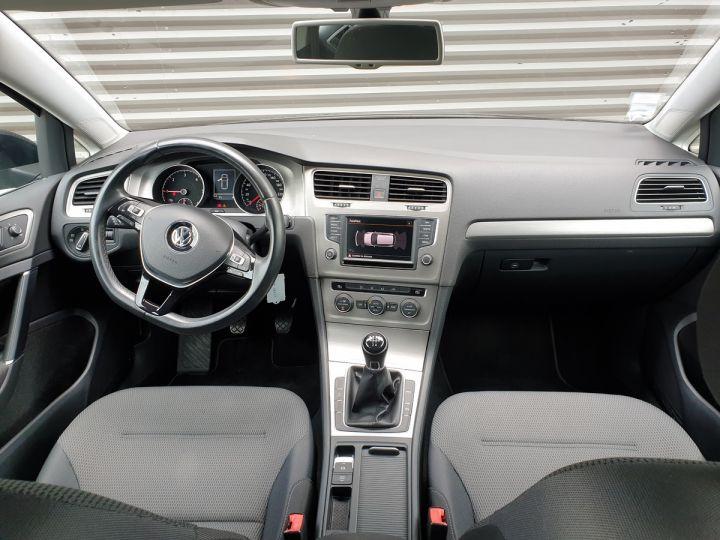 Volkswagen Golf 7 1.6 tdi 110 confortline business Noir Occasion - 5