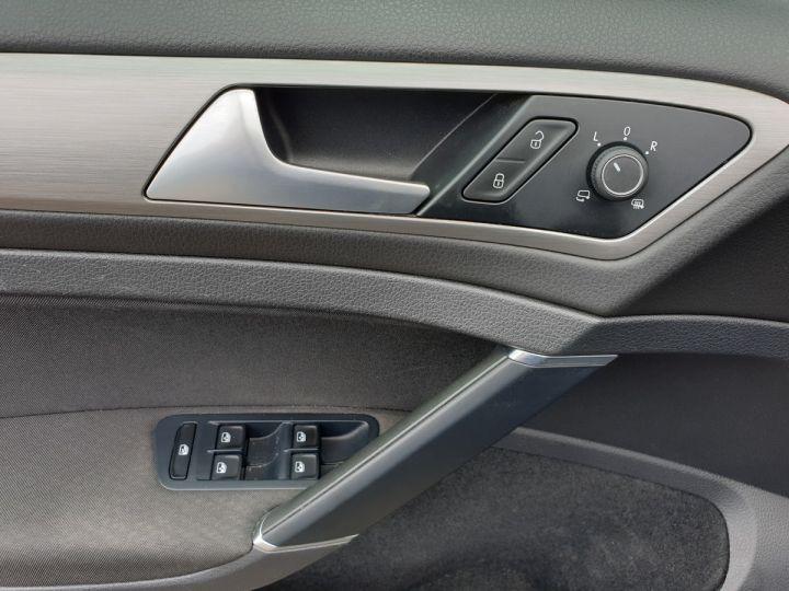 Volkswagen Golf 7 1.6 tdi 110 confortline business Noir Occasion - 11