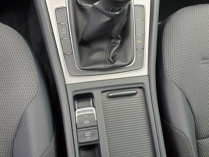 Volkswagen Golf 7 1.6 tdi 110 confortline business Noir Occasion - 12