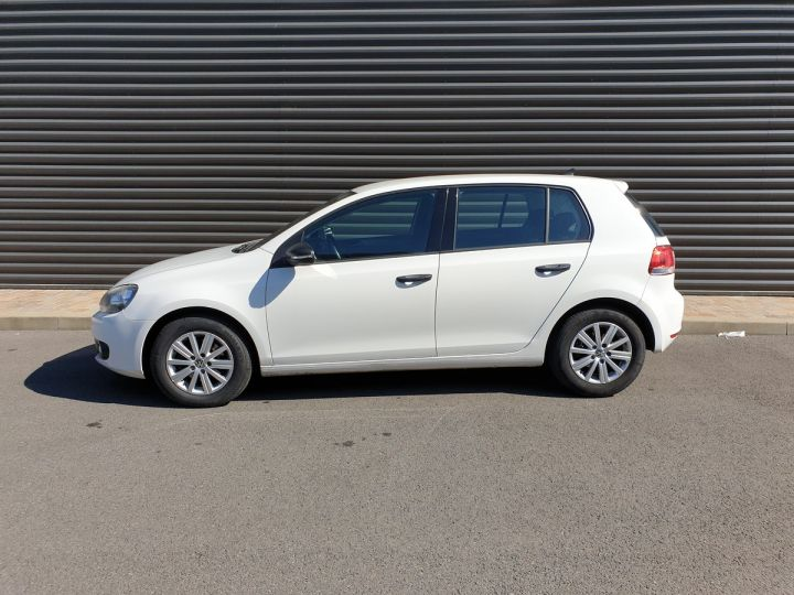 Volkswagen Golf 7 1.6 tdi 90 confortline 5 pts bm Blanc Occasion - 4