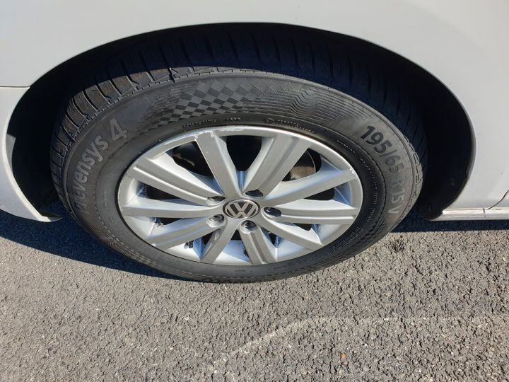 Volkswagen Golf 7 1.6 tdi 90 confortline 5 pts bm Blanc Occasion - 17