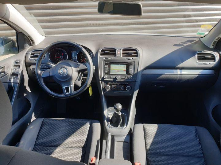Volkswagen Golf 7 1.6 tdi 90 confortline 5 pts bmi Blanc Occasion - 5