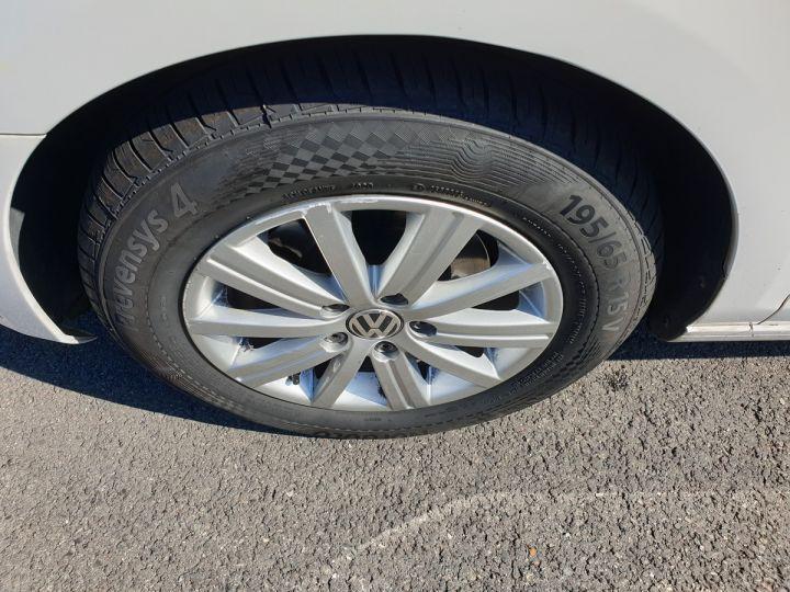 Volkswagen Golf 7 1.6 tdi 90 confortline 5 pts bmi Blanc Occasion - 17
