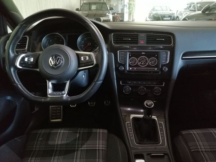 Volkswagen Golf 7 GTD 2.0 TDI 184 CV BV6 5P Noir - 6