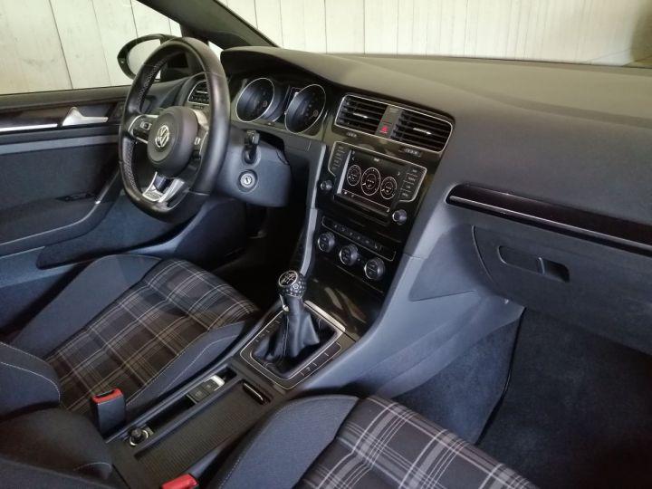 Volkswagen Golf 7 GTD 2.0 TDI 184 CV BV6 5P Noir - 7