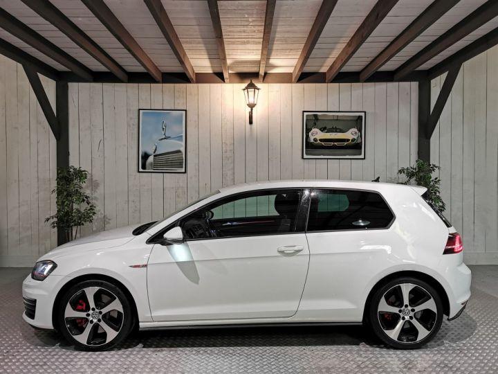 Volkswagen Golf 7 GTI 2.0 TSI 230 CV PERFORMANCE DSG Blanc - 1