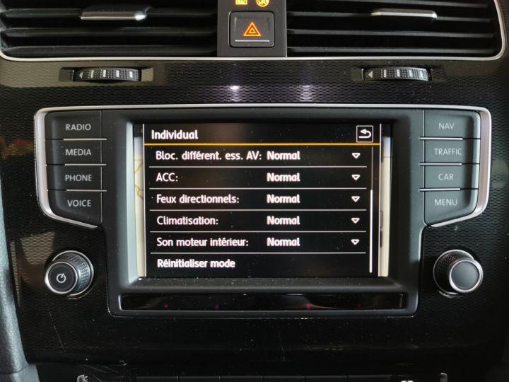 Volkswagen Golf 7 GTI 2.0 TSI 230 CV PERFORMANCE DSG Blanc - 12
