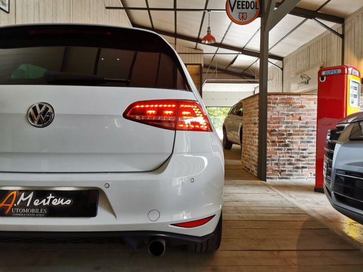 Volkswagen Golf 7 GTI 2.0 TSI 230 CV PERFORMANCE DSG Blanc - 15