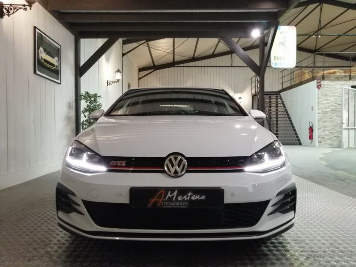 Volkswagen Golf 7 GTI 2.0 TSI 245 CV PERFORMANCE DSG Blanc - 3