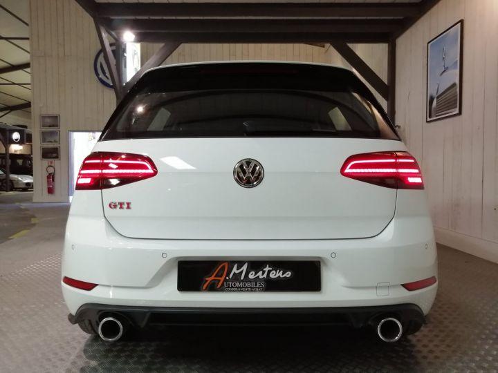 Volkswagen Golf 7 GTI 2.0 TSI 245 CV PERFORMANCE DSG Blanc - 4