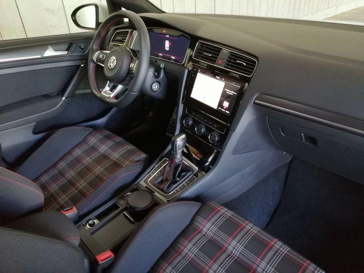 Volkswagen Golf 7 GTI 2.0 TSI 245 CV PERFORMANCE DSG Blanc - 7