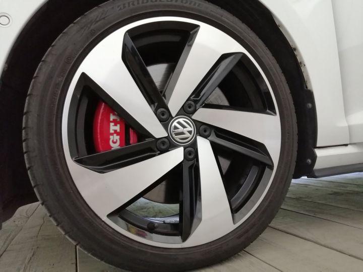 Volkswagen Golf 7 GTI 2.0 TSI 245 CV PERFORMANCE DSG Blanc - 13