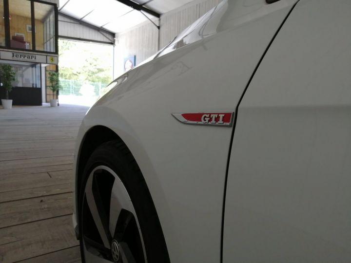 Volkswagen Golf 7 GTI 2.0 TSI 245 CV PERFORMANCE DSG Blanc - 14