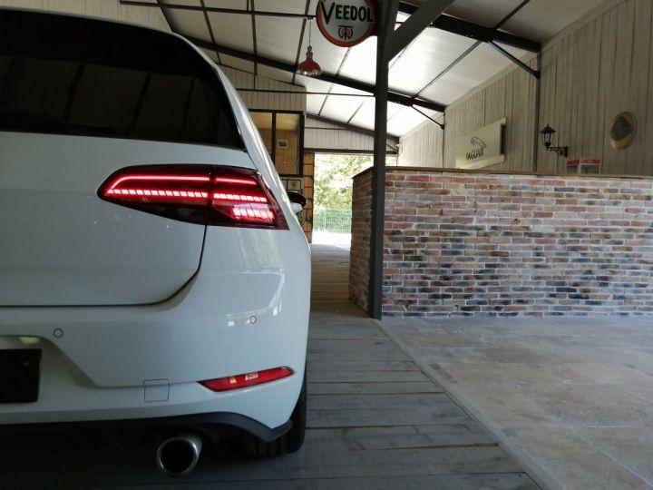 Volkswagen Golf 7 GTI 2.0 TSI 245 CV PERFORMANCE DSG Blanc - 15