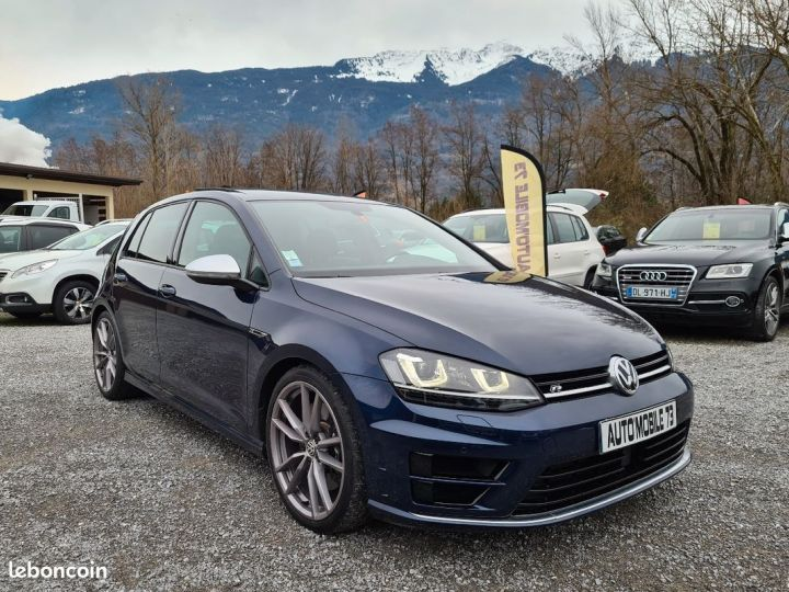 Volkswagen Golf 7 r 2.0 tsi 300 4motion dsg 12/2014 TOIT OUVRANT PANORAMIQUE PARK ASSIST CUIR CAMERA ACC DCC  - 3