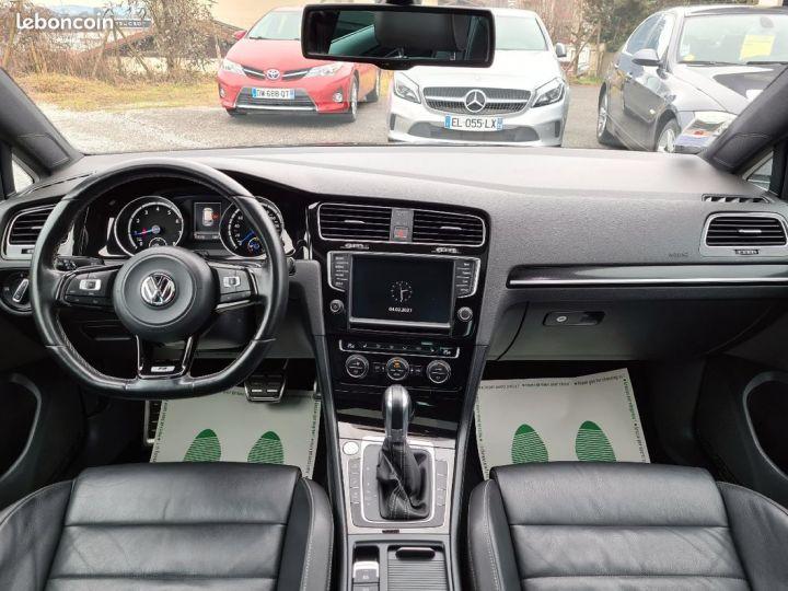 Volkswagen Golf 7 r 2.0 tsi 300 4motion dsg 12/2014 TOIT OUVRANT PANORAMIQUE PARK ASSIST CUIR CAMERA ACC DCC  - 5