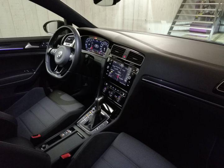 Volkswagen Golf 7 R 2.0 TSI 310 CV 4MOTION DSG Gris - 7