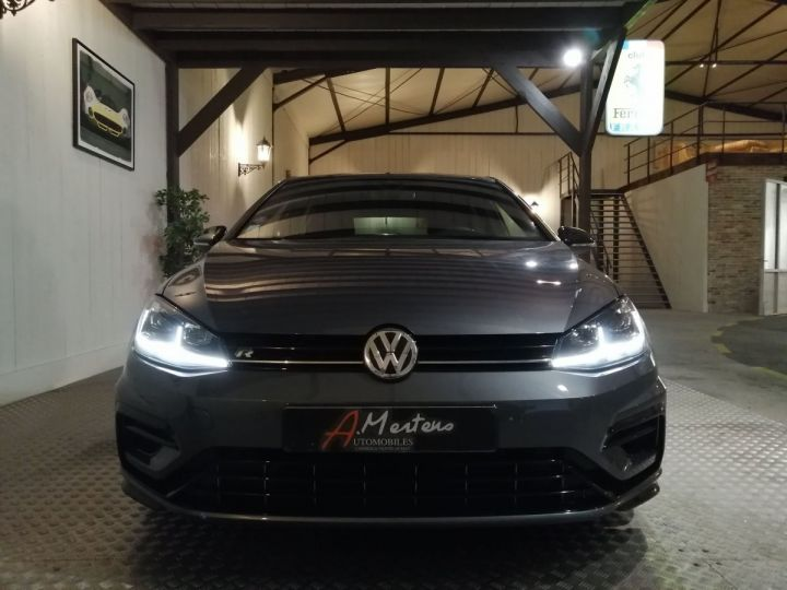 Volkswagen Golf 7 R 2.0 TSI 310 CV 4MOTION DSG Gris - 3