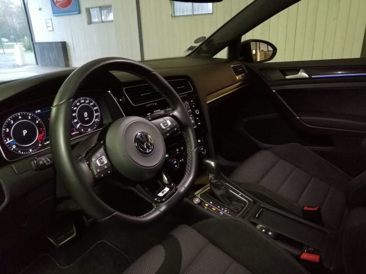 Volkswagen Golf 7 R 2.0 TSI 310 CV 4MOTION DSG Gris - 5