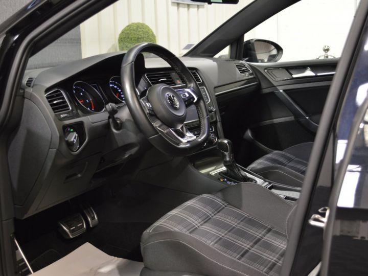 Volkswagen Golf 7 SW GTD 2.0 TDI 184ch DSG 1ERE MAIN GPS DISCOVER ACC 18 SMARTLINK XENON ENTR. VW TVA RECUP NOIR - 7