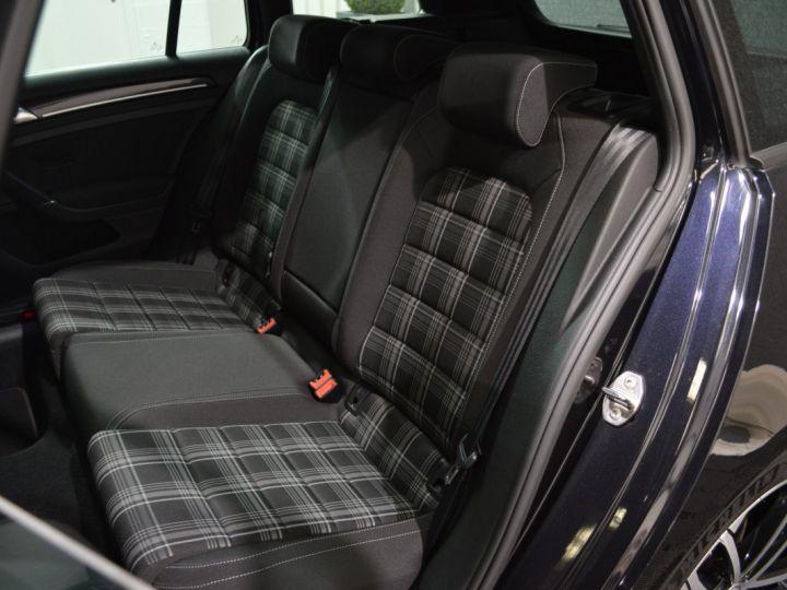Volkswagen Golf 7 SW GTD 2.0 TDI 184ch DSG 1ERE MAIN GPS DISCOVER ACC 18 SMARTLINK XENON ENTR. VW TVA RECUP NOIR - 14