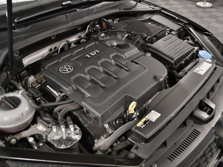 Volkswagen Golf 7 SW GTD 2.0 TDI 184ch DSG 1ERE MAIN GPS DISCOVER ACC 18 SMARTLINK XENON ENTR. VW TVA RECUP NOIR - 20