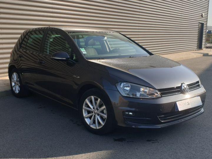 Volkswagen Golf 7 vii 2.0 tdi 150 lounge dsg bva s Noir Occasion - 2
