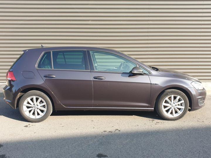 Volkswagen Golf 7 vii 2.0 tdi 150 lounge dsg bva s Noir Occasion - 3